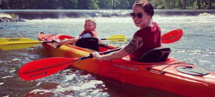 Kayaks, Canoes, SUP